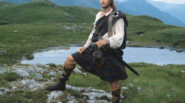 Der schottische Highlander Rob Roy (Liam Neeson) will sich von dem Klan-Marqu...
