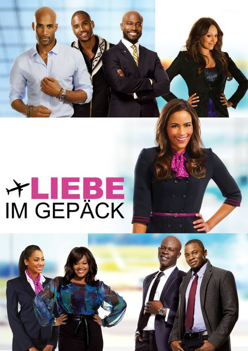 Liebe im Gepäck - Plakatmotiv - Bildquelle: 2013 Twentieth Century Fox Film Corporation.  All rights reserved.