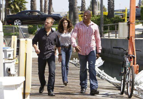 Navy CIS: L.A. - Arbeiten an einem neuen Fall: Special Agents Kensi Blye (Dan...