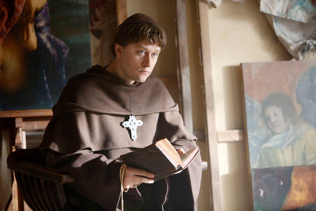 Die Ketzerbraut: Adrian Topol als Martin Luther - Bildquelle: SAT.1
