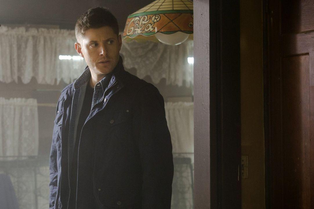Kann sich Dean (Jensen Ackles) tatsächlich einem Vampir entgegenstellen? - Bildquelle: 2013 Warner Brothers