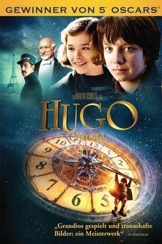 Die Entdeckung des Hugo Cabret - DIE ENTDECKUNG DES HUGO CABRET - Plakatmotiv...