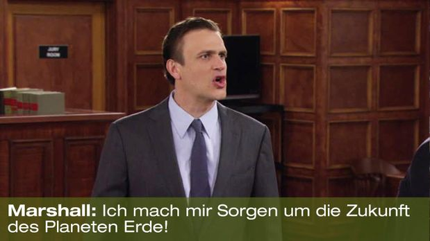 Sprüche How I Met Your Mother