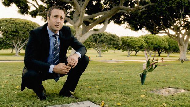 Versucht, den letzten ungelösten Fall seines Vaters aufzuklären: Steve (Alex...