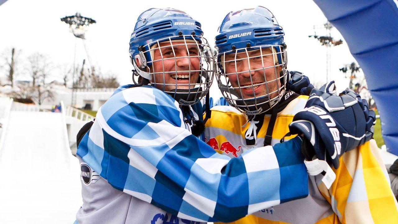 fruehstuecksfernsehen-matthias-killing-allgemein-010 - Bildquelle: Red Bull Crashed Ice/Hans Herbig Photography