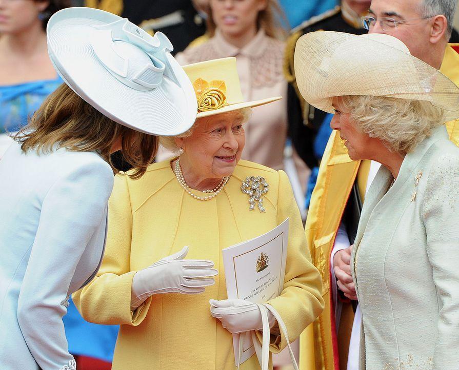 Queen-ElizabethII-11-04-29-2-AFP - Bildquelle: AFP