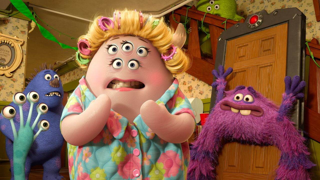 Sie starten nicht nur die größte Party des Jahres, sie stehlen sie. Was kann da schon schief gehen ... - Bildquelle: Disney/ Pixar