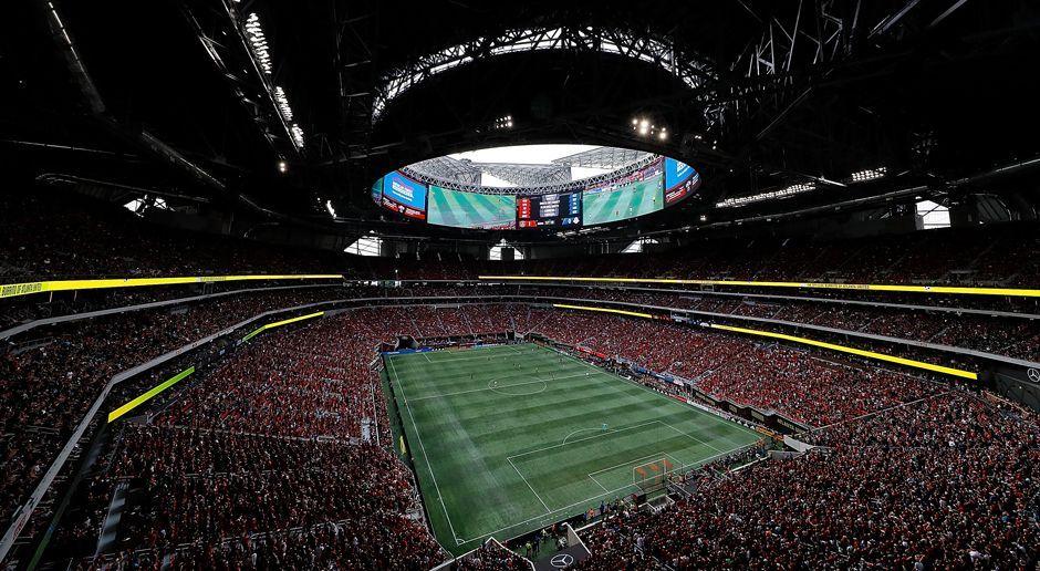 Heim-Super-Bowl für die Falcons? - Bildquelle: 2017 Getty Images