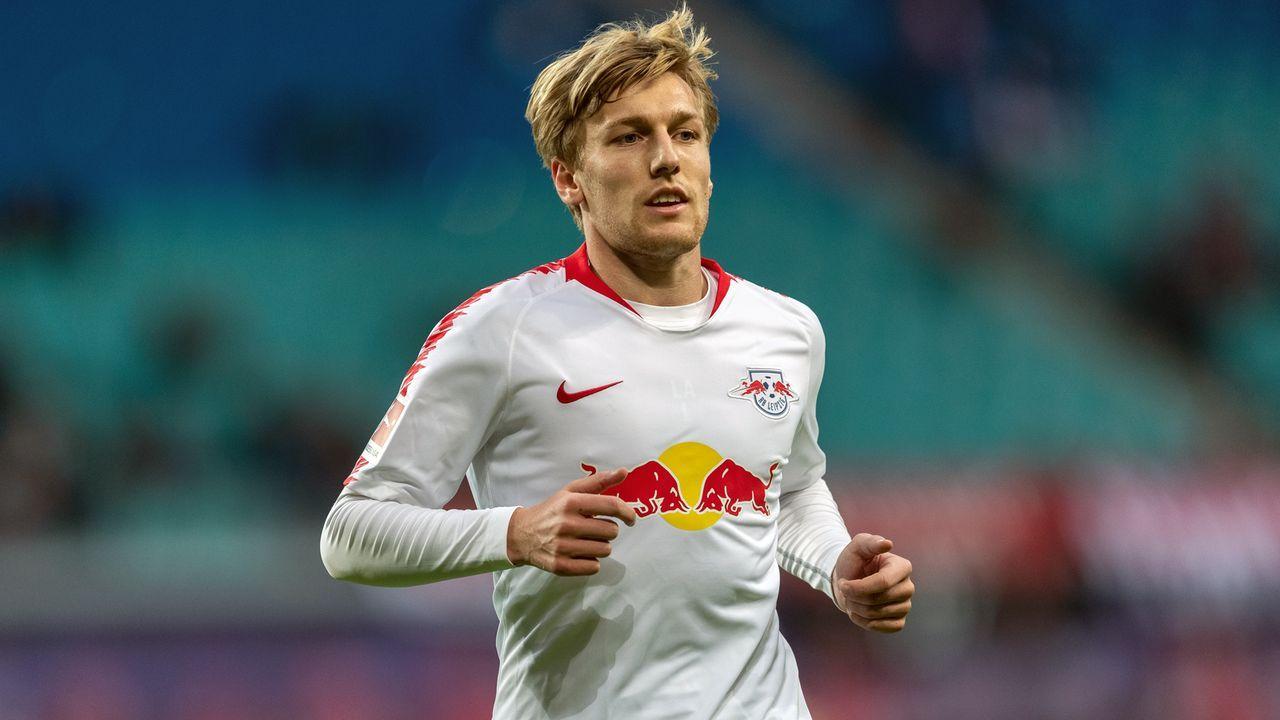 Emil Forsberg (RB Leipzig) - Bildquelle: 2018 Getty Images