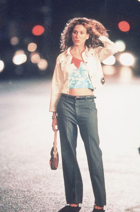 Gearde jetzt, als Carrie (Sarah Jessica Parker) nicht allein sein will, muss Aidan die Stadt für ein paar Tage verlassen ... - Bildquelle: Paramount Pictures