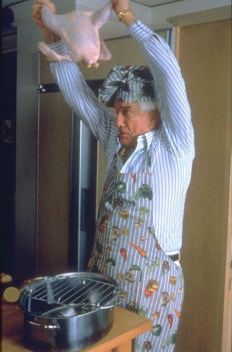 Unglücklicherweise ist Mr. Magoo (Leslie Nielsen) mehr oder weniger blind, aber nicht bereit, eine Brille zu tragen. Deshalb gerät er von einer br... - Bildquelle: Walt Disney Pictures