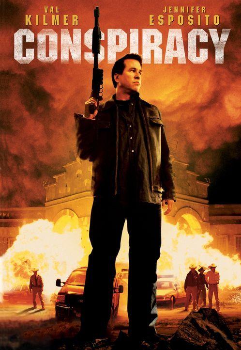Conspiracy - Die Verschwörung - Plakatmotiv - Bildquelle: 2008 Worldwide SPE Acquisitions Inc. All Rights Reserved.