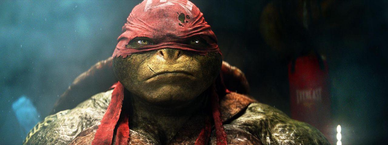 teenage-mutant-ninja-turtles-26-Paramount-Pictures - Bildquelle: Paramount Pictures