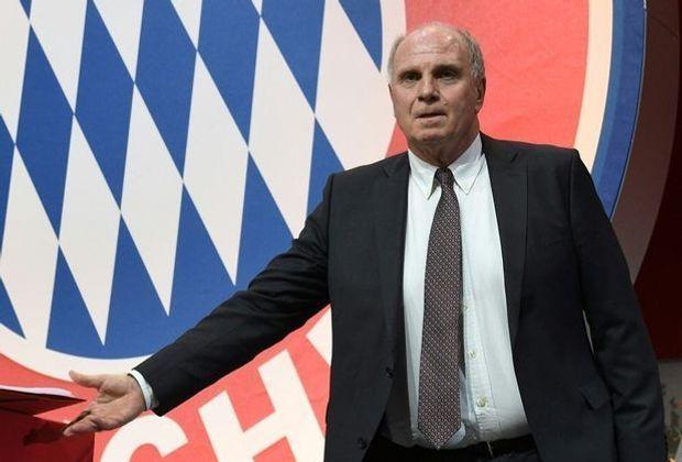 Uli Hoeneß versteht die Kritik am FC Bayern nicht