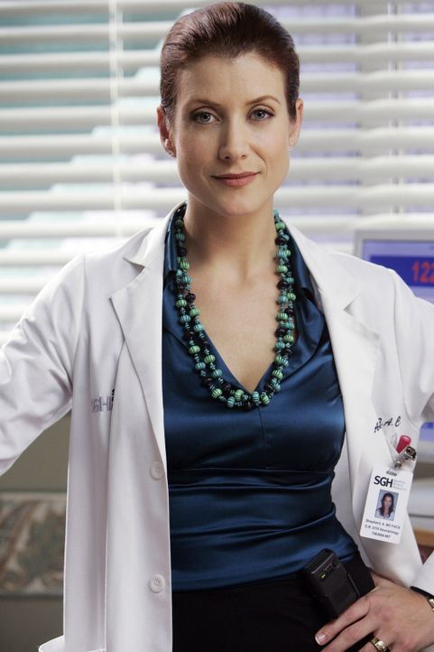 (2. Staffel) - Neu im Seattle Grace Hospital: Dr. Addison Shepherd (Kate Walsh) ... - Bildquelle: Touchstone Television