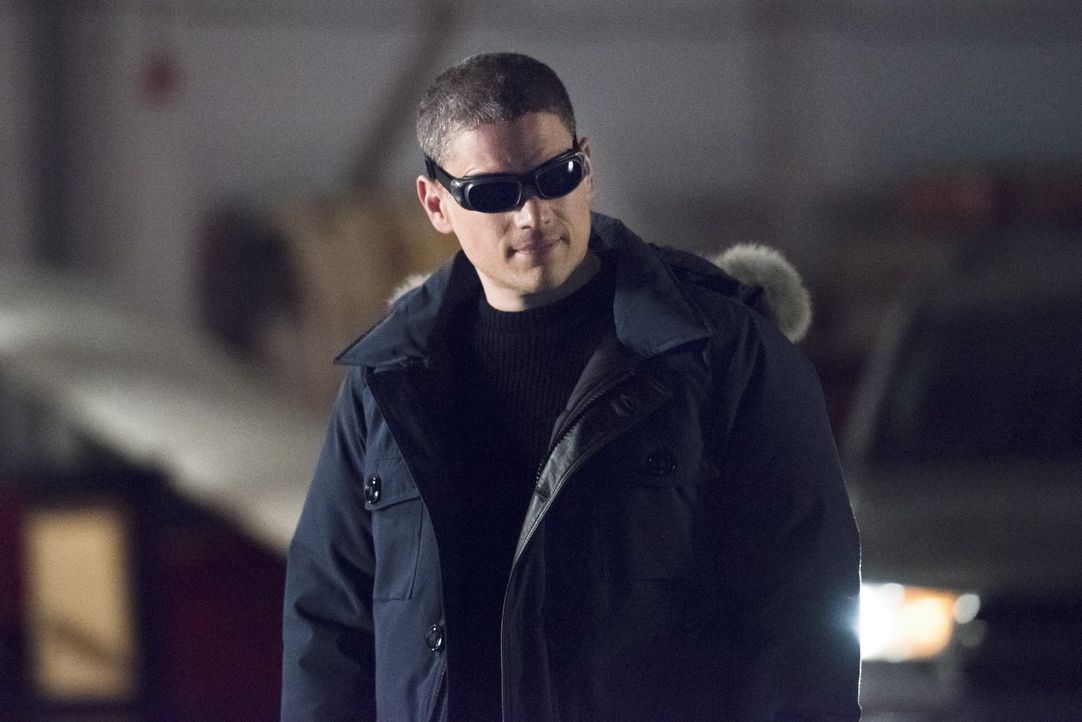 Ihm kann man einfach nicht trauen: Leonard alias Captain Cold (Wentworth Miller) ... - Bildquelle: Warner Brothers.