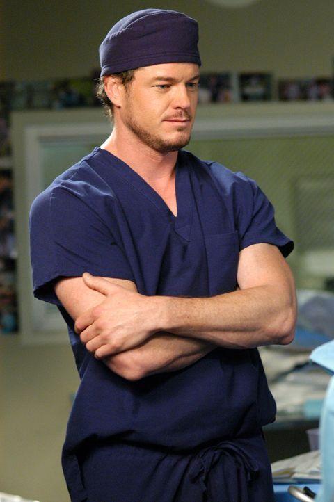 Addison entscheidet sich zwischen Mark (Eric Dane) und Alex ... - Bildquelle: Touchstone Television