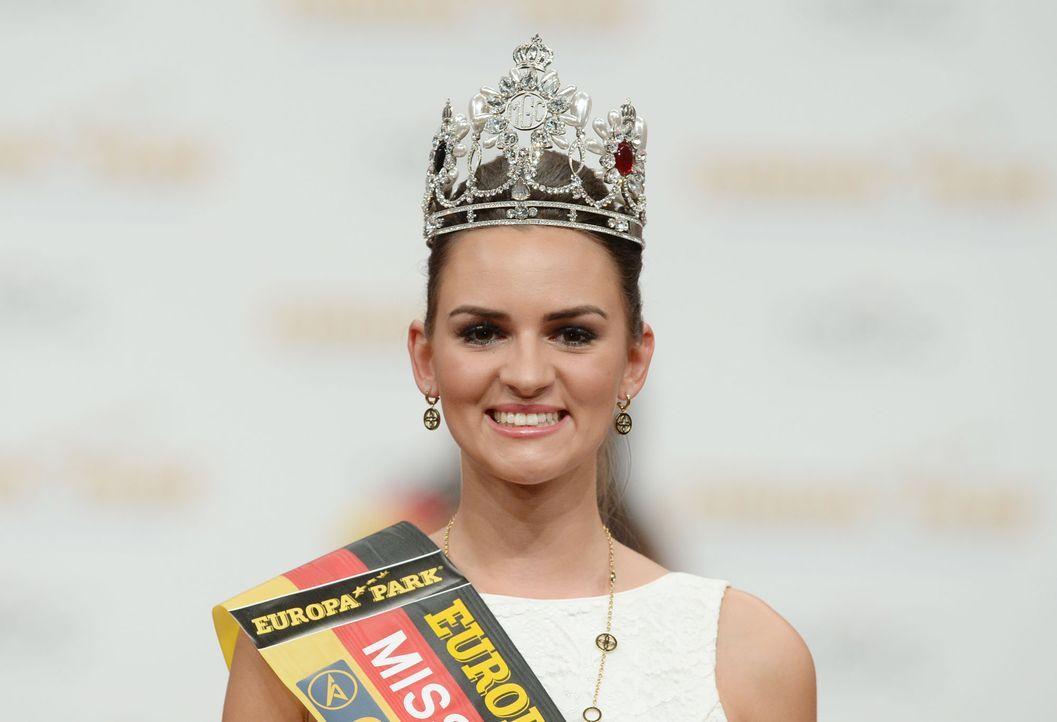 Miss-Germany-Gewinnerin-Lena-Bröder-dpa - Bildquelle: dpa