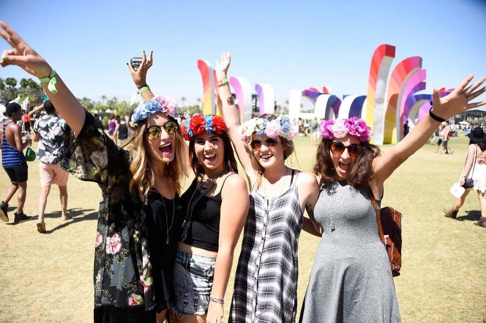 2 Coachella Festival - Bildquelle: 2015 Getty Images