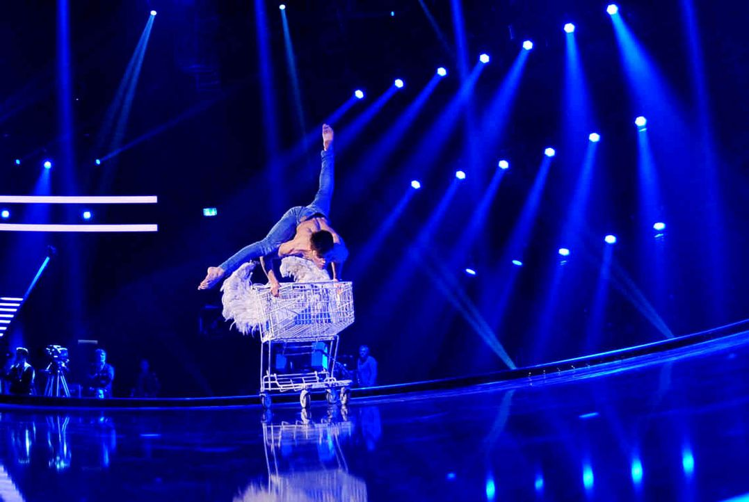 Got-To-Dance-David-Pereira-01-SAT1-ProSieben-Willi-Weber - Bildquelle: SAT.1/ProSieben/Willi Weber