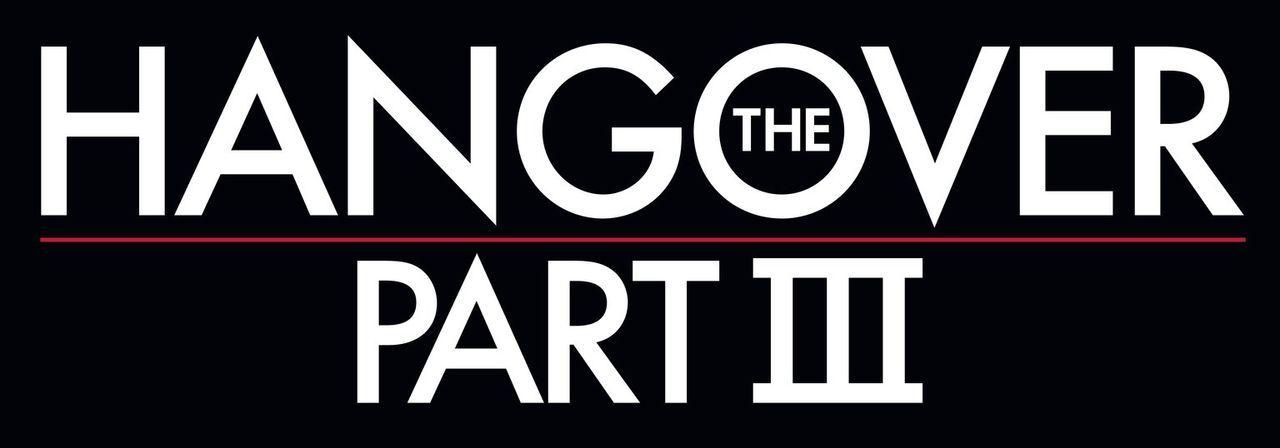 Hangover 3 - Logo - Bildquelle: 2013 Warner Brothers
