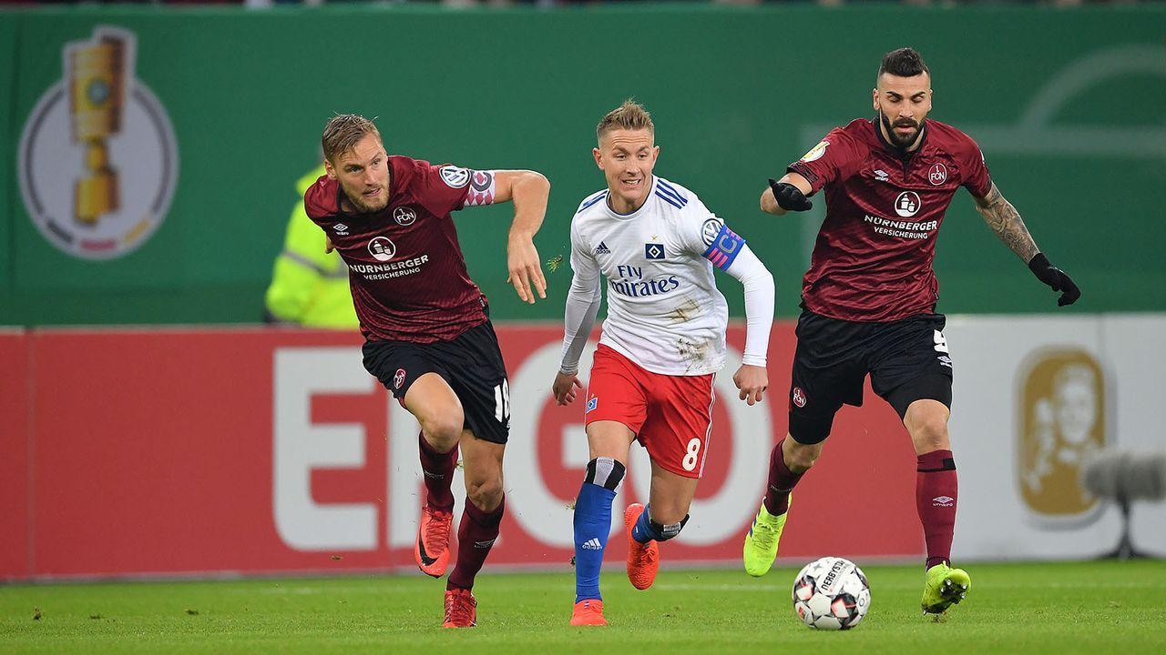 Verlierer: 1. FC Nürnberg - Bildquelle: 2019 Getty Images