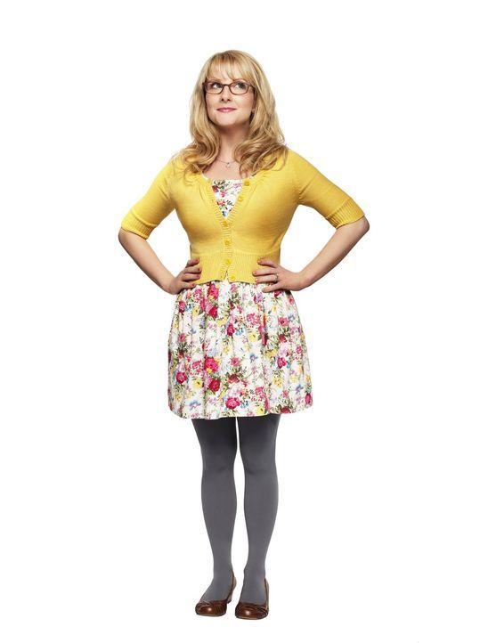 (8. Staffel) - Ein fester Bestandteil der Clique: Bernadette (Melissa Rauch) ... - Bildquelle: Warner Bros. Television