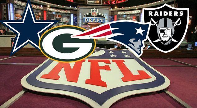 NFL: Diese Teams erhalten 2018 Compensatory Picks - Bildquelle: 2008 Getty Im...