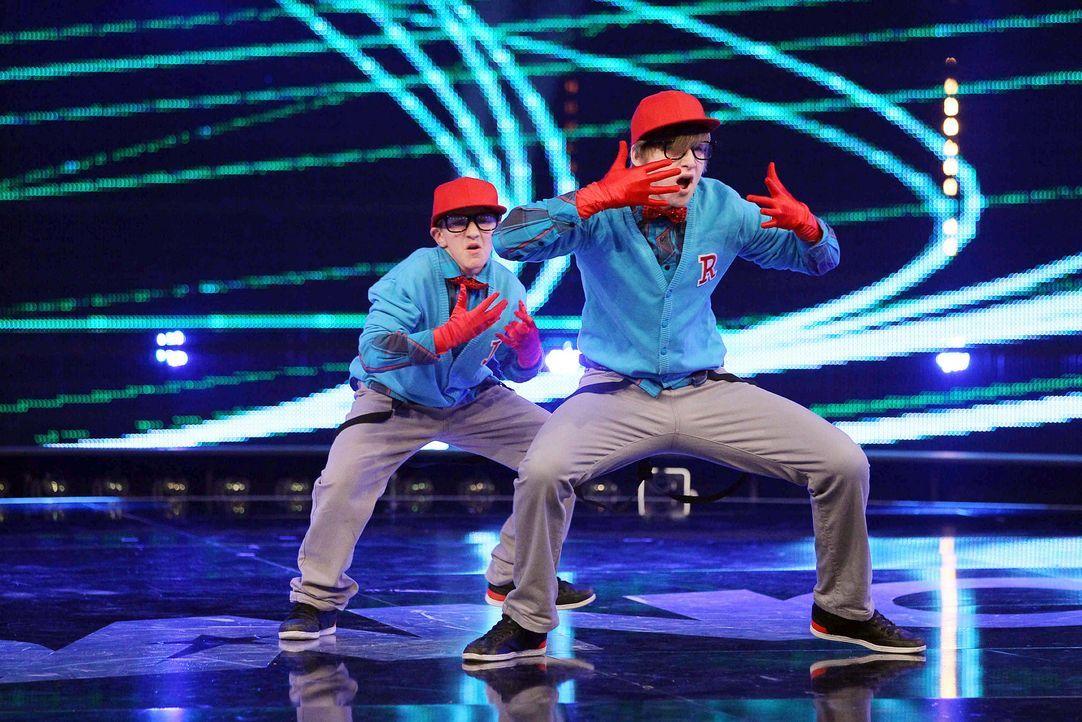 Got-To-Dance-Ricardo-und-Janik-07-SAT1-ProSieben-Guido-Engels - Bildquelle: SAT.1/ProSieben/Guido Engels