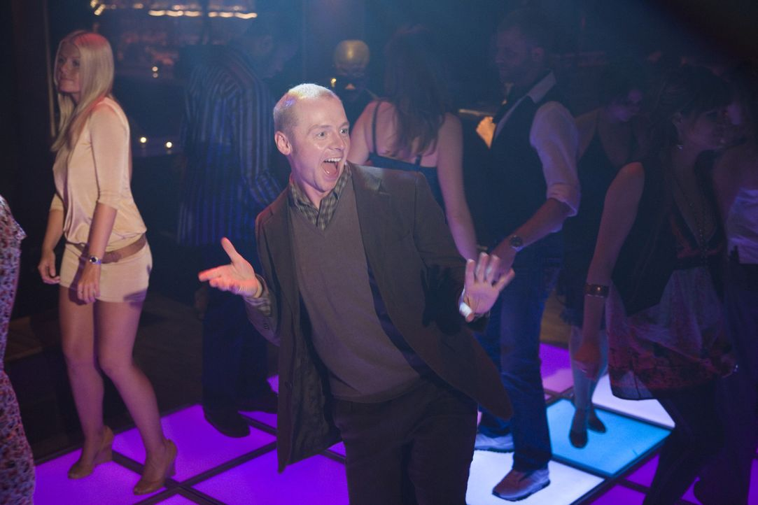 Es gibt eine Welt, die sie nie erleben werden, dort gibt es Partys auf die sie nicht eingeladen sind und es gibt einen Mann der alles tut um einen F... - Bildquelle: UK Film Council/ Channel Four Television Corporation /Alienate Limited 2008