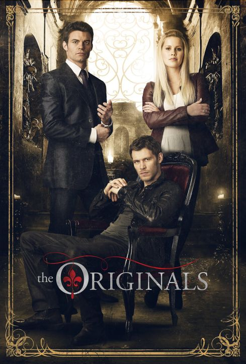 (1. Staffel) - The Originals - Plakat - Bildquelle: Warner Bros. Television