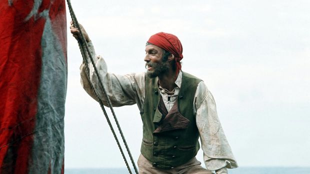 Aufgrund von politischen Intrigen wird der Seemann Edmond Dantes (Richard Cha...