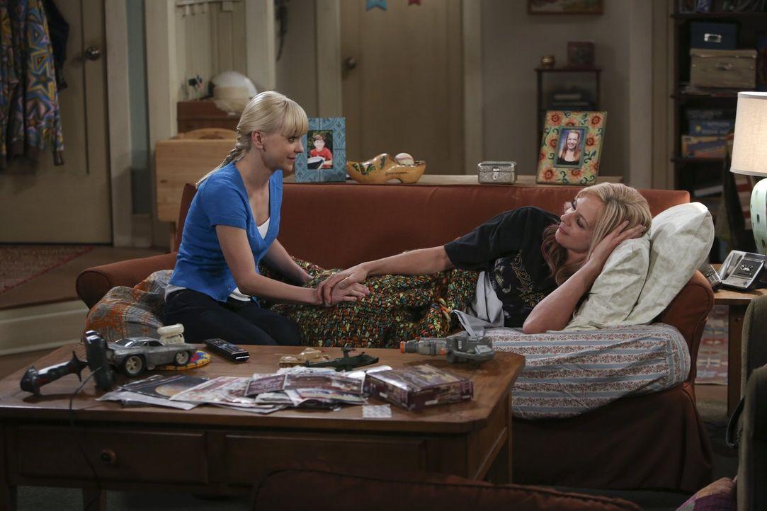 In Krisen sind sie füreinander da: Christy (Anna Faris, l.) und ihre wilde Mutter Bonnie (Allison Janney, r.), die unter den Wechseljahren leidet ... - Bildquelle: Warner Brothers Entertainment Inc.