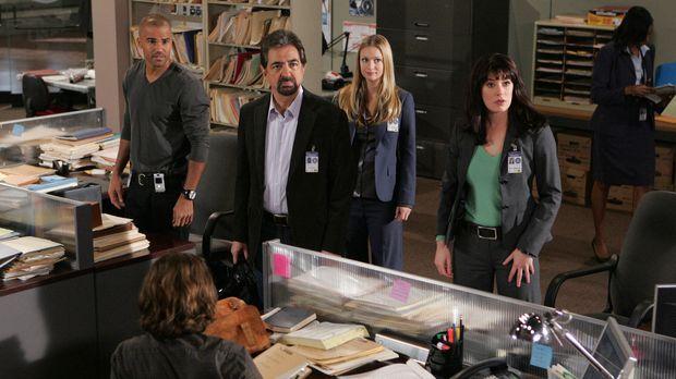 Criminal Minds: Jahrestag - 1 © Touchstone Television