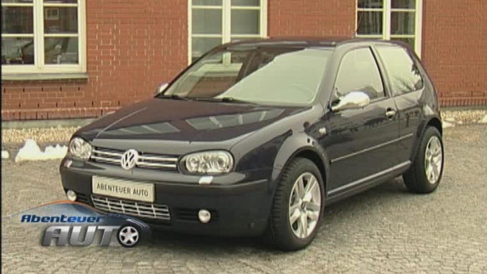 Legendäre Umbauten: VW Golf IV, Finale