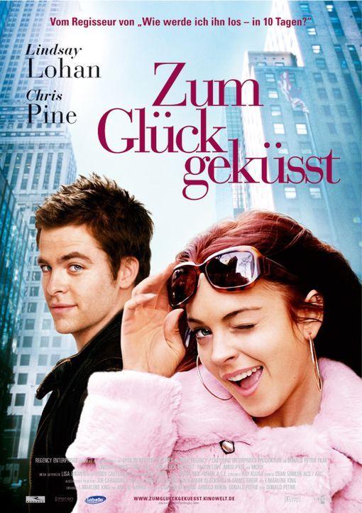 Zum Glück geküsst - Plakatmotiv - Bildquelle: Epsilon Motion Pictures GmbH