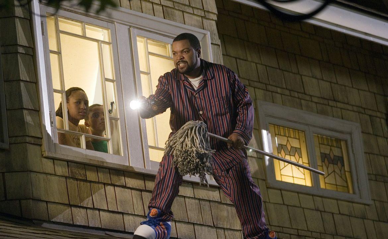 Kann seine Wut nicht länger zügeln: Nick  (Ice Cube) ... - Bildquelle: 2007 Revolution Studios Distribution Company, LLC. All Rights Reserved.