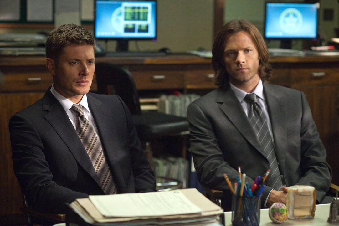 Der neuen Lebensweise von Sam (Jared Padalecki, r.) kann Dean (Jensen Ackels, l.) ganz und gar nichts abgewinnen ... - Bildquelle: Warner Bros. Television