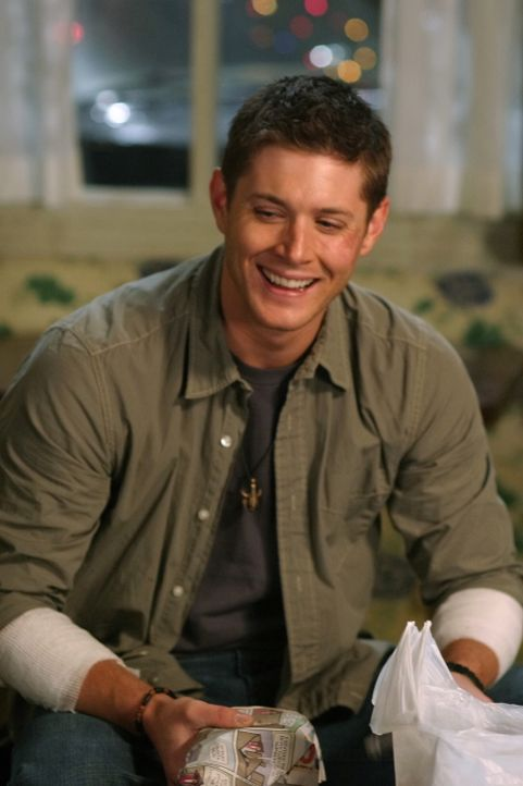 Möchte sein letztes Weihnachtsfest in altmodischem Stil feiern: Dean (Jensen Ackles) ... - Bildquelle: Warner Bros. Television