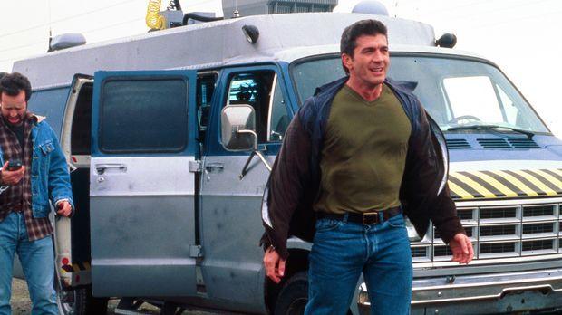 Pete Jensen (Joe Lando) ist der Beste, wenn es darum geht, Tornado-Vorhersage...