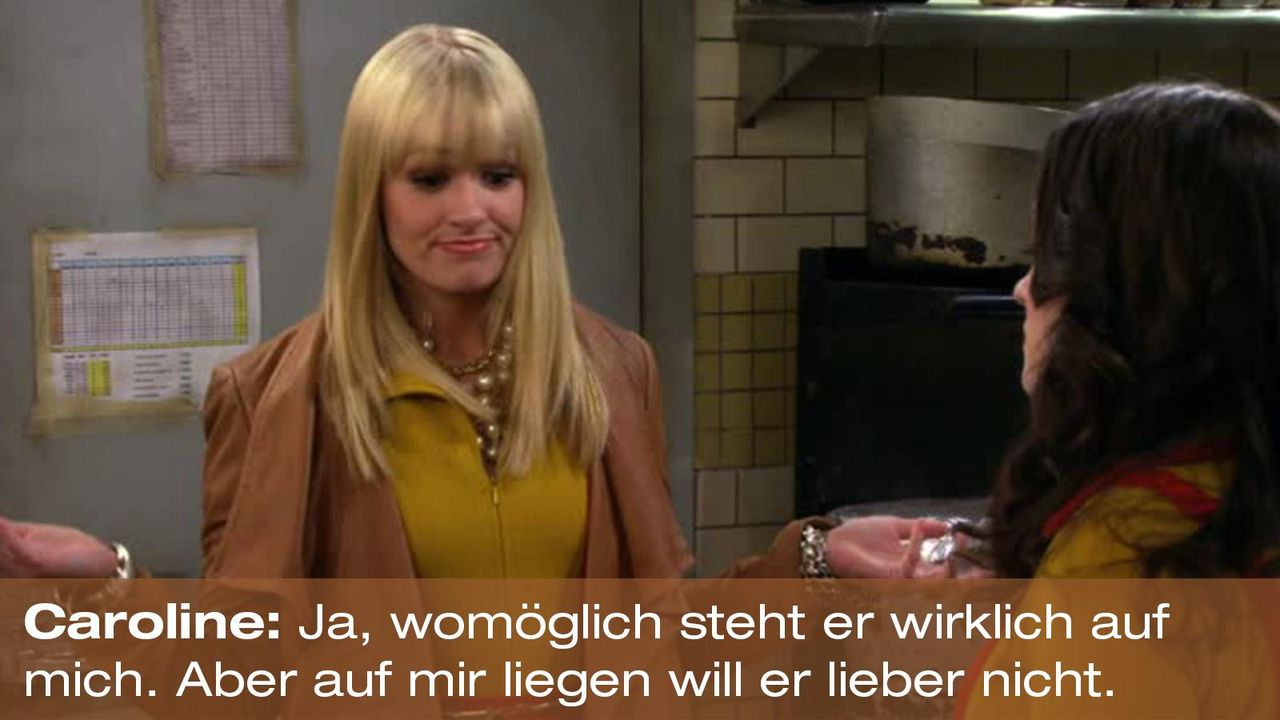 2-broke-girls-zitat-quote-staffel2-episode7-candyandy-dandy-caroline-aufmirliegen-warnerpng 1600 x 900 - Bildquelle: Warner Brothers Entertainment Inc.