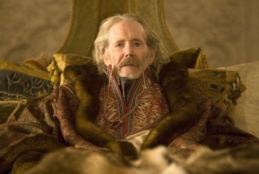 Der Sternwanderer - Der König von Stormhold (Peter O'Toole) hat nicht mehr la...