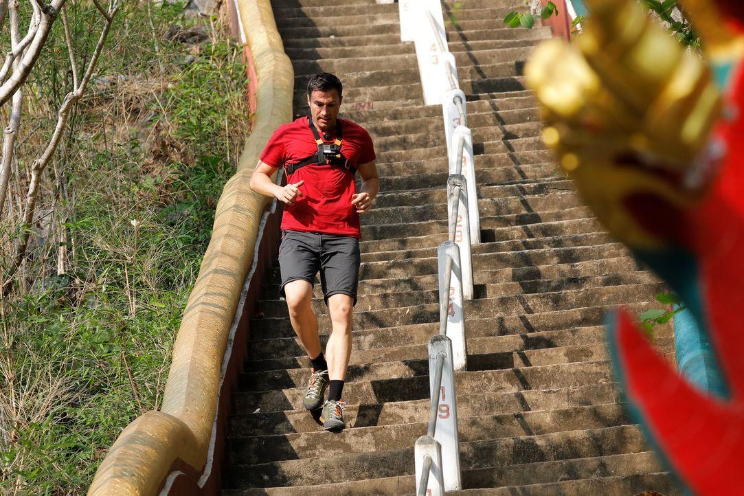 Global Gladiators - Bildquelle: ProSieben/Richard Hübner