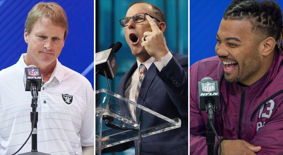 NFL-Draft: Gewinner und Verlierer des zweiten Tages