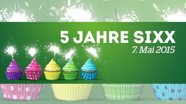 Geburtstag: 5 Jahre sixx