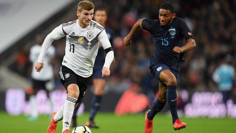 Das DFB-Team könnte in der Vorrunde auf England treffen - Bildquelle: Getty Images