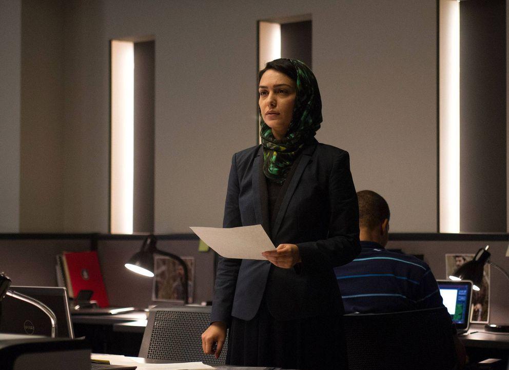 Steht Saul zur Seite, um die Verantwortlichen für den Angriff auf die CIA-Zentrale zu finden: Fara Sherazi (Nazanin Boniadi) ... - Bildquelle: 2013 Twentieth Century Fox Film Corporation. All rights reserved.