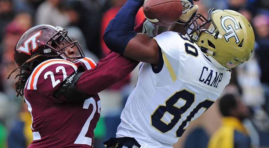 28. Pick - Pittsburgh Steelers: S Terrell Edmunds - Bildquelle: getty