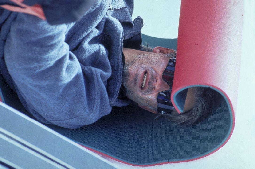 Ein leidenschaftlicher Bergsteiger: Philipp Gabert (Christoph M. Ohrt) ... - Bildquelle: ProSieben