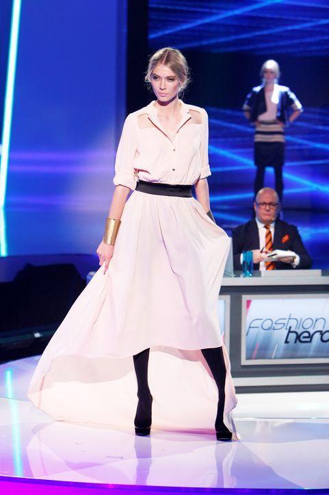 Fashion-Hero-Epi01-Show-08-ProSieben-Richard-Huebner - Bildquelle: ProSieben / Richard Huebner